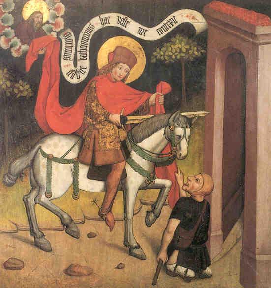San Martino di Tours dans immagini sacre St-Martin-of-Tours3