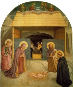 fra angelico nativity