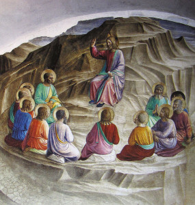 Sermon on the Mount, Fra Angelico