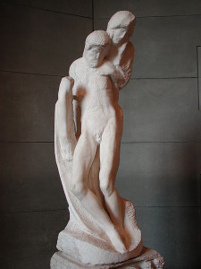 Rondanini Pieta, Michaelangelo