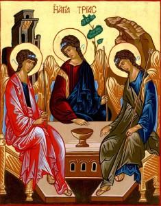 Holy Trinity, Rublev