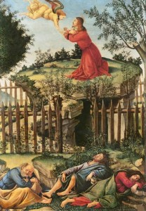 The Agony in the Garden, Sandro Botticelli