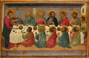 Ugolino di Nerio, Last Supper