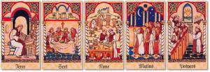 liturgy five part